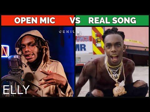 OPEN MIC VS REAL SONG 2019 (NO AUTOTUNE VS AUTOTUNE )
