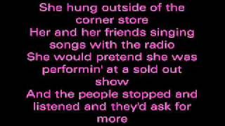 Auburn- She's Happy Lyrics
