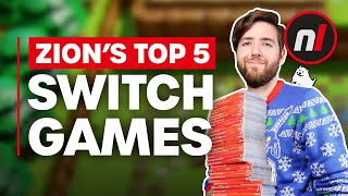Zion's Top 5 Nintendo Switch Games