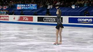 [HD] Yu-Na Kim Danse Macabre 4CC: CBC Commentary: 김연아 죽음의무도