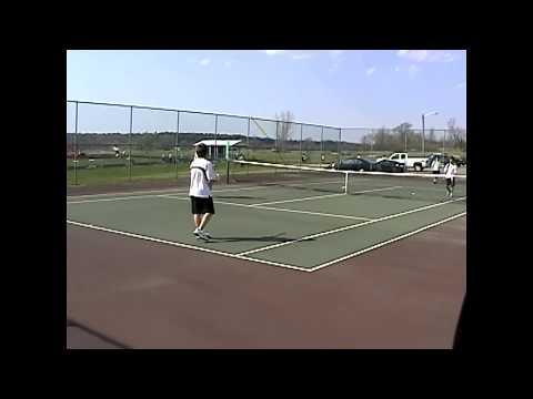 NAC - NCCS Tennis 4-27-09