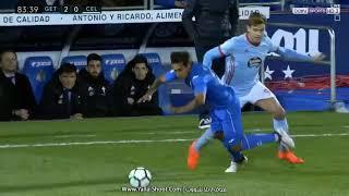 ملخص مباراة خيتافي وسيلتا فيغو (3-0) 19-02-2018 الدوري الاسباني ...