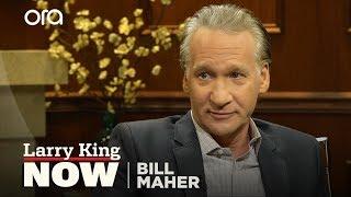 Bill Maher Talks Donald Trump, Racism, & The 47%