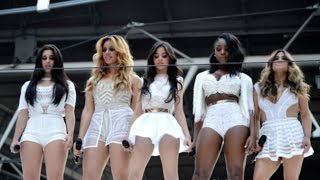 FIFTH HARMONY: Embarrassing/Funny Moments on Stage