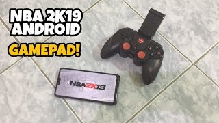 How to Connect a Controller in Nba2k19 Android (No Rooted)