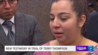 New testimony tells different story in murder trial