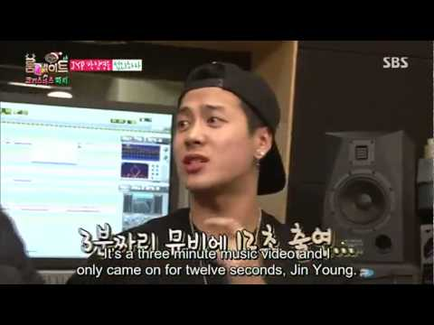 JYP want to CUT Jackson part in GOT7 song ~