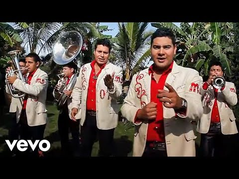 Banda Sinaloense MS de Sergio Lizárraga - De Ti Enamorado