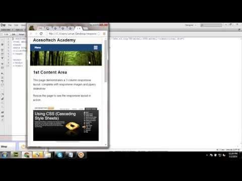 Responsive Website  Design Training in Kolkata