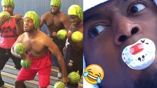 Try Not To Laugh Challenge (Impossible): Best Marlon Webb Vines and Instagram Videos Compilaiton