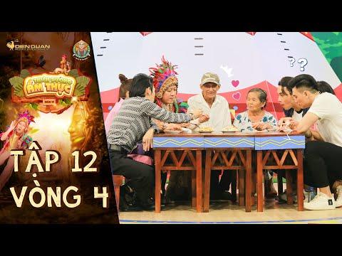 Thiên đường ẩm thực 6 | Tập 12 Vòng 4: Trường Giang bất ngờ xin xe chuối nướng vì điều gì ?
