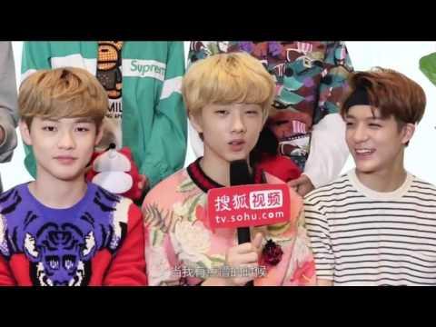 160922 SOHU Interview搜狐专访NCT DREAM