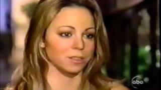 Mariah Carey on 20/20 (11/13/98) [Part 1]