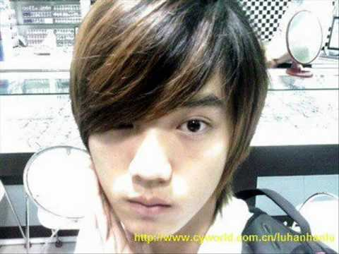 Exo M Lu Han Before and after debut( Predebut Photos)