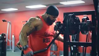 Big Dru (and a team) at Iron Religion Gym