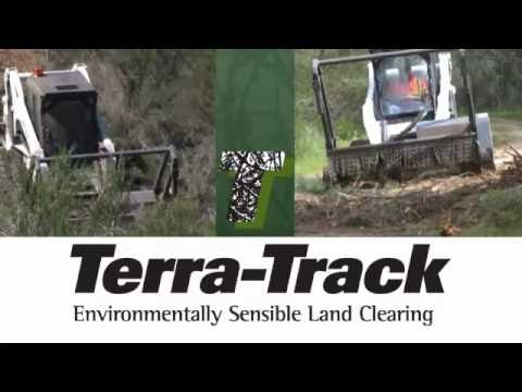 Terra-Track in 60 Seconds