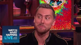 Lance Bass on Officiating Jax Taylor & Brittany Cartwright's Wedding | WWHL