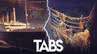 Clic droit sur LE TITANIC - TABS