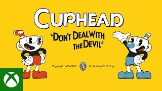 Cuphead served up on Xbox One and PC