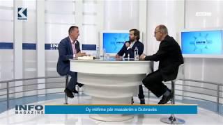 Info Magazine: Rasim Selmanaj - Bislim Zogaj - 22.05.2018 - Klan Kosova