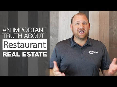 An Important Truth About Restaurant Real Estate