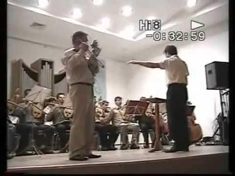 Nikolay Paskalev - Graduation koncert of Nikolay Paskalev & Atanas Slavov - Mravcho