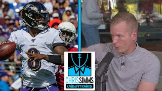 Game Review: Cardinals vs. Ravens, NFL Week 2   Chris Simms Unbuttoned   NBC Sports