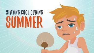 5 Simple Tips for Beating the Summer Heat