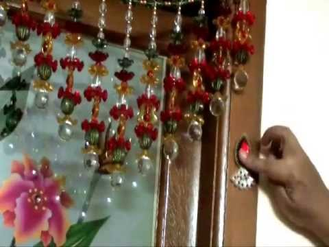 How To Make A Kundan Motif To Decorate The Pooja Room