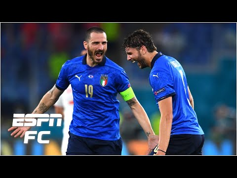Are Italy now FAVORITES to win Euro 2020 after 3-0 demolition of Switzerland?! | ESPN FC