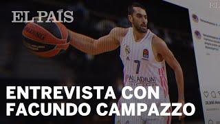 Entrevista con Facundo CAMPAZZO (Denver Nuggets) el argentino exmadridista que quiere conquistar ...