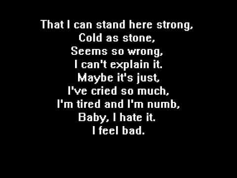 I Feel Bad (Album Version)