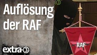 Die Auflösung der RAF (1998)