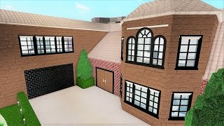 Building A Family House! Roblox - Bloxburg (205k)