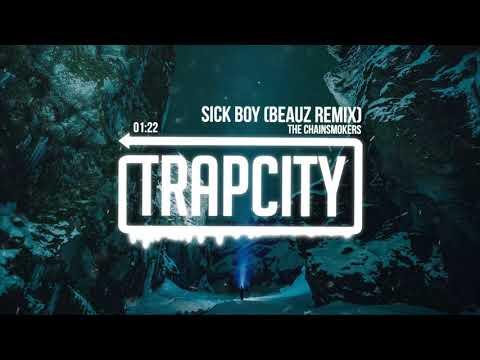 The Chainsmokers - Sick Boy (BEAUZ Remix) [Lyrics]