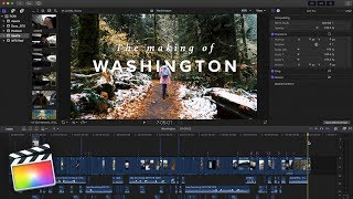 The Making of My Washington Travel Film - Behind the Scenes