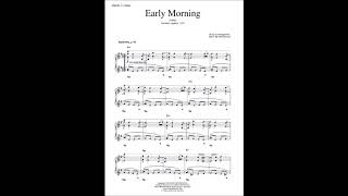 Early Morning - Relaxing Piano Music - YouTube