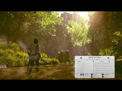 SHADOW OF THE COLOSSUS Video Screenshot 9