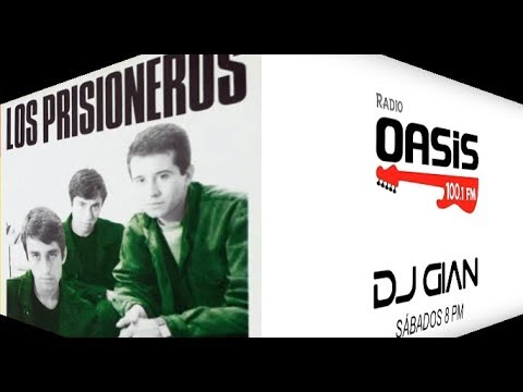 DJ GIAN - RADIO OASIS MIX 11 (Pop Rock Español - Ingles 80's)