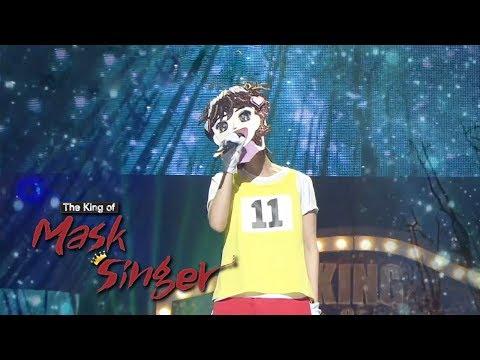 Sun Ye - Breath (Park Hyo Shin) Cover [The King of Mask Singer Ep 166]
