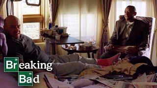 Hank Schrader Receives the Gale Boetticher Murder File - S4 E3 Clip #BreakingBad