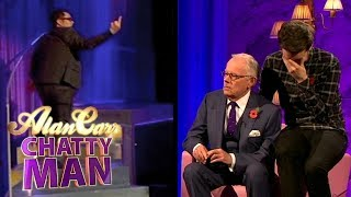 Jack Whitehall's Dad Makes Alan Carr Walk Off Stage | Alan Carr Chatty Man