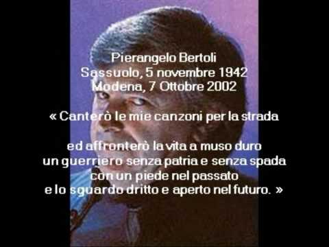 Pierangelo Bertoli - E POI