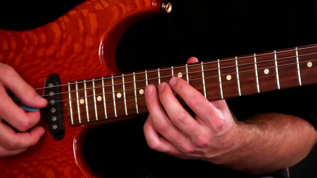 lead guitar lessons how to turn scales into lead guitar licks youtube. Black Bedroom Furniture Sets. Home Design Ideas