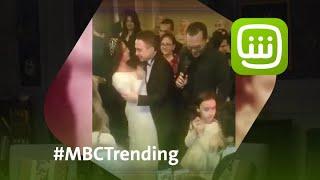 بالفيديو .. تفاصيل حفل زفاف الفنانة quotشيرين عبد الوهابquot و الفنان ...