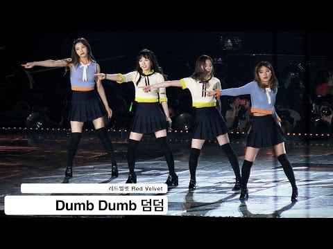 레드벨벳 Red Velvet [4K 직캠]Dumb Dumb 덤덤@1127 Rock Music