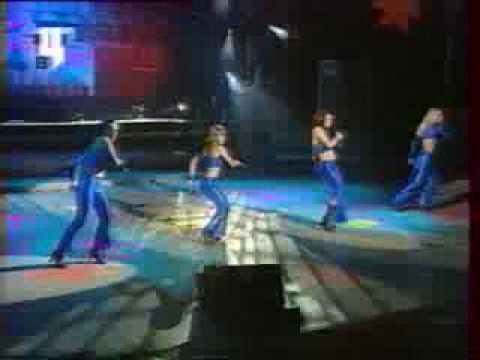 Блестящие -  Ау-Ау (Все Цвета Осени 2001)(LIVE)