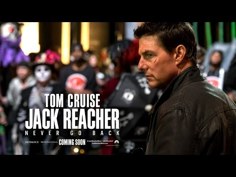 Jack Reacher: Never Go Back'