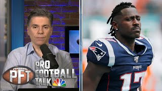 Which NFL teams might be interested in Antonio Brown? | Pro Football Talk | NBC Sports