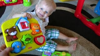 Baby Puzzle Master